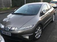 Honda Civic 2.2cdti executive