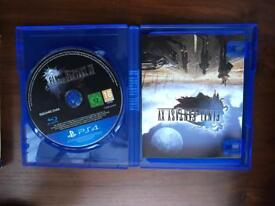 Final fantasy for ps4