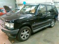 Land-rover Range rover 4.6L V8 Automatic