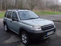land rover td4 2.0 freelander amazing condition inside & out superb engine and gearbox must be seen