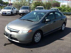 2007 Honda Civic DX-G