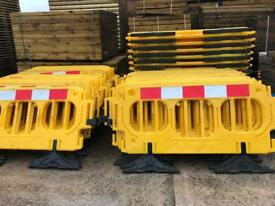 Barriers used condition....£15 each