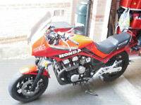 HONDA CBX 750 1984 USED PARTS FOR SALE