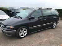 2000 Chrysler Grand Voyager 2.5 Diesel 7 Seater