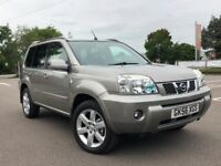 56 Nissan X-trail 2.2 Dci Columbia 4x4, 53000 Miles, Full Service History, MUST BE SEEN