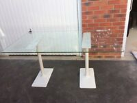 Ikea Glass Desk