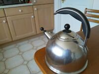 Stove-top whistling kettles, 2.