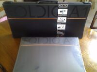 Two Foldio Portfolios-Size A1 & A2-New & Unopened-Ideal For Artist Or Student