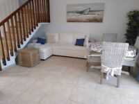 three bedroom house with private swimming pool in Playa Blanca, Lanzarate, Canary Island, Spain