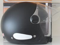 open face motorcycle helmet small