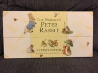 Beatrix Potter - The World of Peter Rabbit Book Set