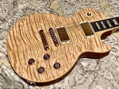 """NO RESERVE!! MIND BLOWING!! LIMITED ED! """"BLONDE BEAUTY! GIBSON LES PAUL STANDARD"""