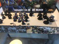 Warhammer 40k-Assult on Black Reach