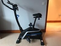 Roger Black Gold Exercise Bike - 15 months guarantee left & only used a handful of times