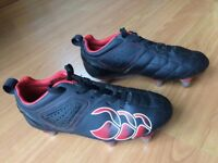 Canterbury boys rugby boots. Size 13