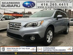 2015 Subaru Outback 2.5i  FROM 1.9% FINANCING AVAILABLE, PLEASE