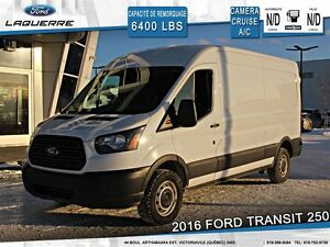 2016 Ford Transit **AUTOMATIQUE*CAMERA*CRUISE*A/C**