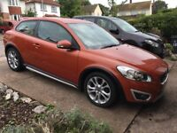Volvo C30 SE D with FSH, MOT, Very low mileage. Diesel, Manual, 2dr. 2.0l