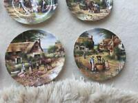 Collectible Plate Collection