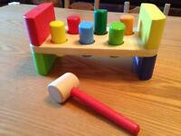 Wooden toy ideal for Christmas from John Lewis excellent condition