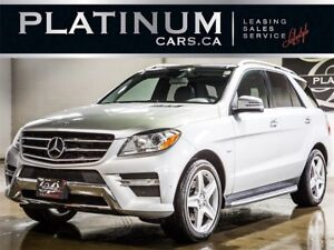 2012 Mercedes-Benz M-Class ML350 BlueTEC, AMG S