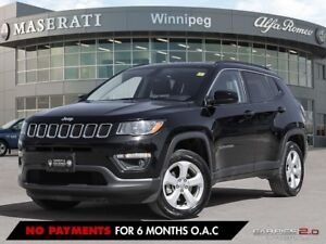 2018 Jeep Compass North: With Smart Terrain System!