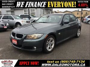 2009 BMW 328 i xdrive AWD SUNROOF LEATHER