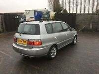 Kia Carens £650 - Priced to sell! Leather seats