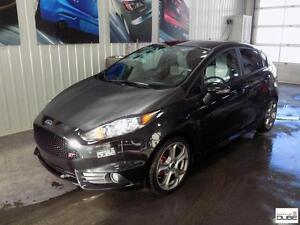 2015 Ford Fiesta ST Carbon LOOK seulement 16000 Km