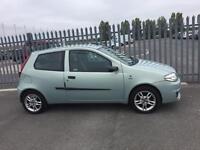 2004 Fiat Punto 1,2 litre 3dr