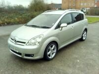 Toyota Corolla Verso T180 D-4D 7 Seater