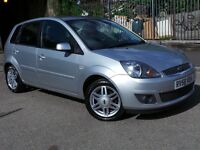 Ford Fiesta 1.4 Ghia 5dr£2,195 p/x welcome Full dealer service history
