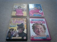 Collection of Mrs. Browns Boys dvds. Four of the most popular. All as NEW.