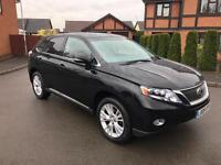 Lexus RX450H ,full service history,top spec,great car