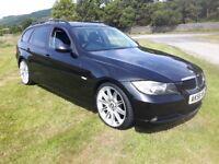 Bmw 320d e91 2006 (56) 1years mot, £2300