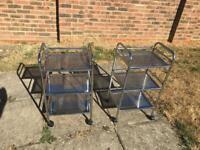Pair storage trolleys - 25 ONO