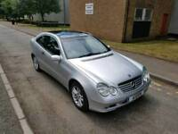 Mercedes C Class C220 CDI Coupe - Fully Loaded, 67k miles, FSH inc recent major service
