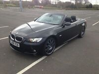 Bmw 330i convertible 2008 M SPORT 277HP