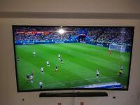 """Ultra HD Curve TV 55"""""""