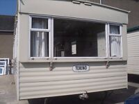 Cosalt Torino 35x10 FREE DELIVERY 3 bedrooms 09 model offsite static caravan choice of over 50