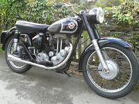 1955 Matchless G3LS 350 Jampot