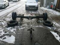 Car Towing dolly for sale