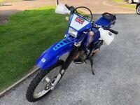 Yamaha TTR 250R