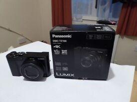PANASONIC Lumix DMC-TZ100 Compact Camera - Black