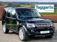 Land Rover Discovery SDV6 HSE (black) 2015-03-27