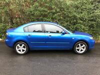 2006 (06) Mazda 3 TS2 Saloon 1.6 Diesel