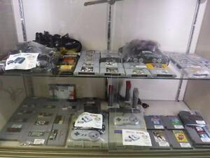 RETRO GAMES AND CONSOLES NEEDED AT GAME HYPES. LOCATED IN BUSTERS PAWN SHOP ON DIXIE AND DUNDAS!!