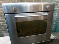 Smeg built-in electric oven