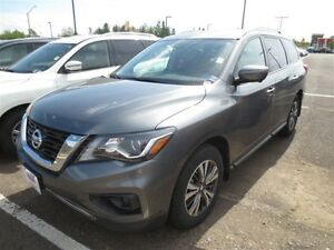2017 Nissan Pathfinder SL, Save Over $5700