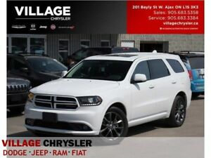 2017 Dodge Durango GT|Nav|Sunroof|DVD|Remote